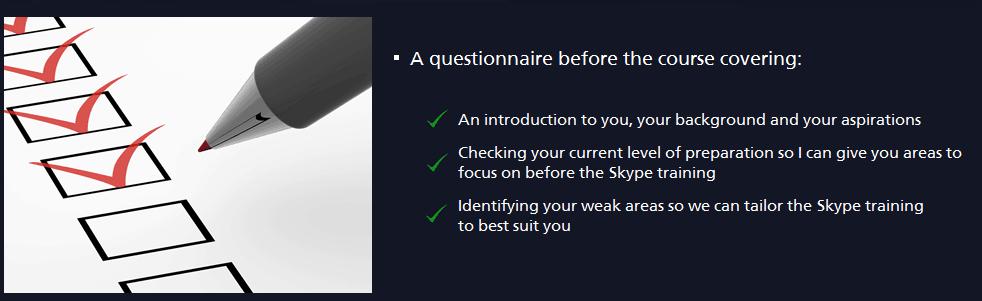 questionare