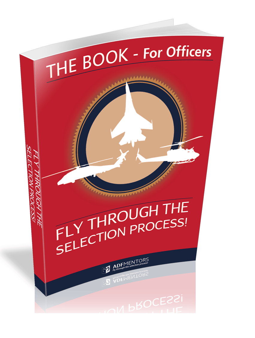 The book for officers 3d cover page
