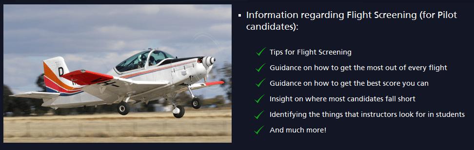 flight screening